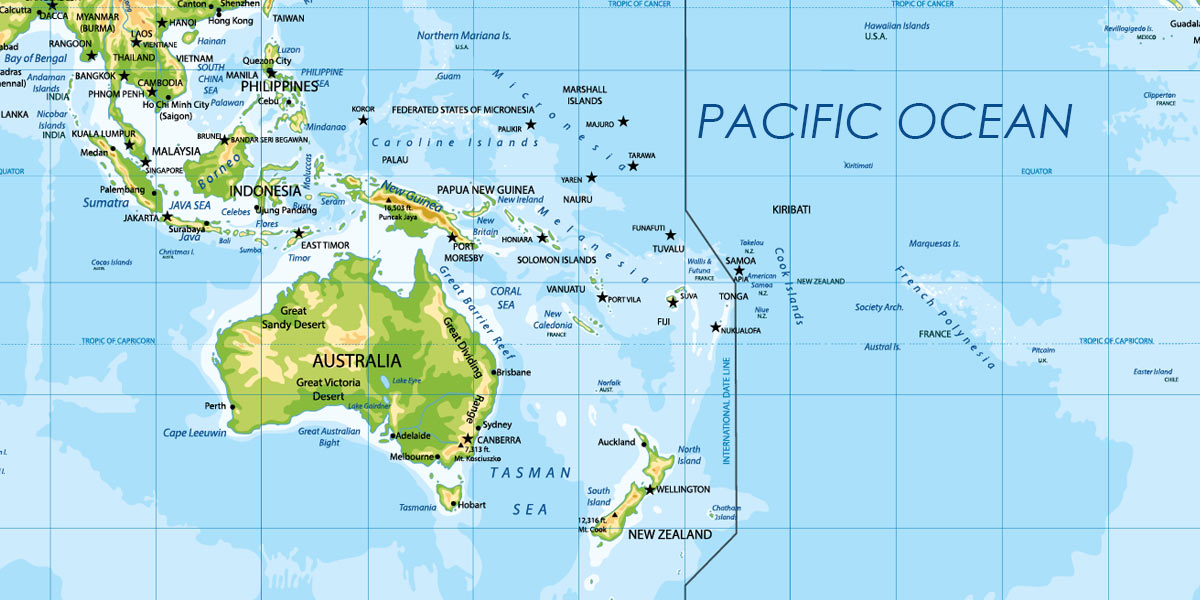region map pacific region upci
